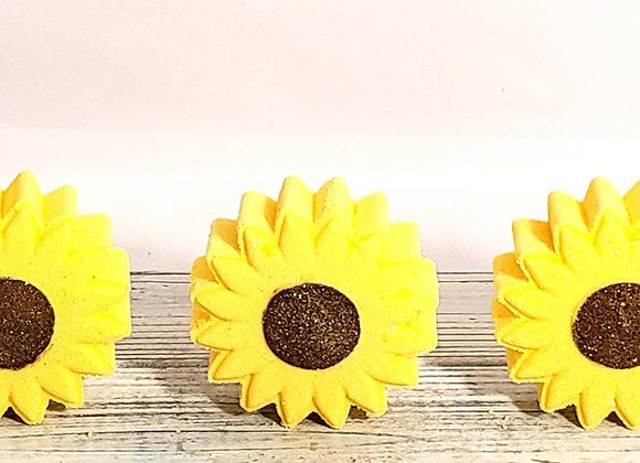 Sunflower Bath Bombs