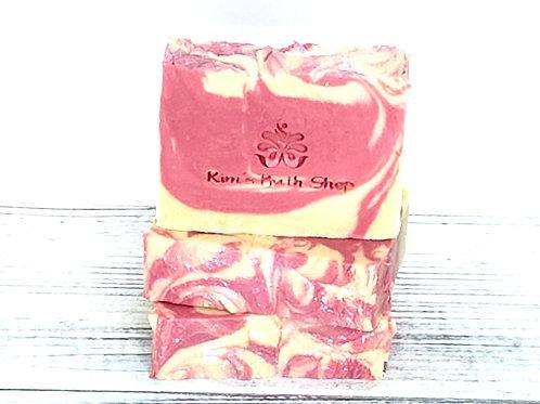 Peppermint Swirl Soap
