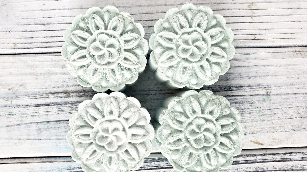 4 Spa Day Shower Steamers