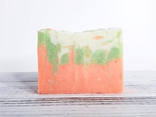 Grapefruit & Mint Soap