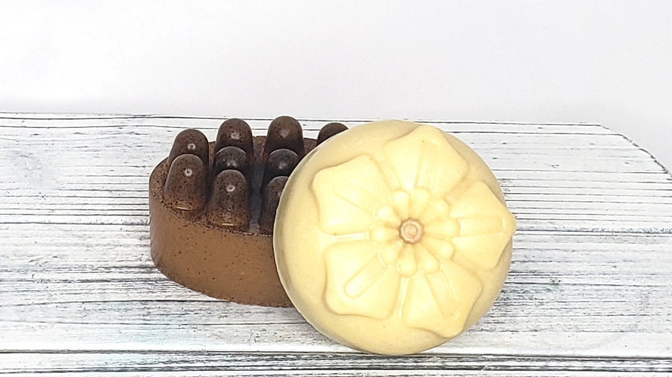 Massage Bar & Body Butter Set