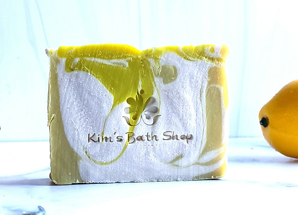 Fresh Lemonade Soap