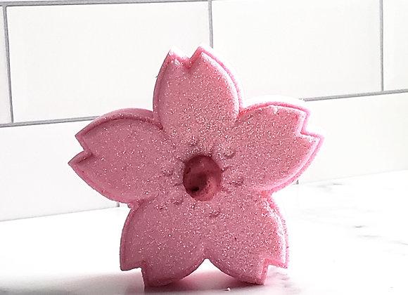 Japanese Cherry Blossom Bath Bomb