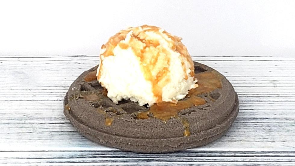 Gingerbread Waffles Bath Bomb