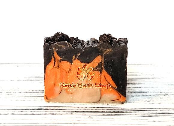 Bourbon Pumpkin Soap