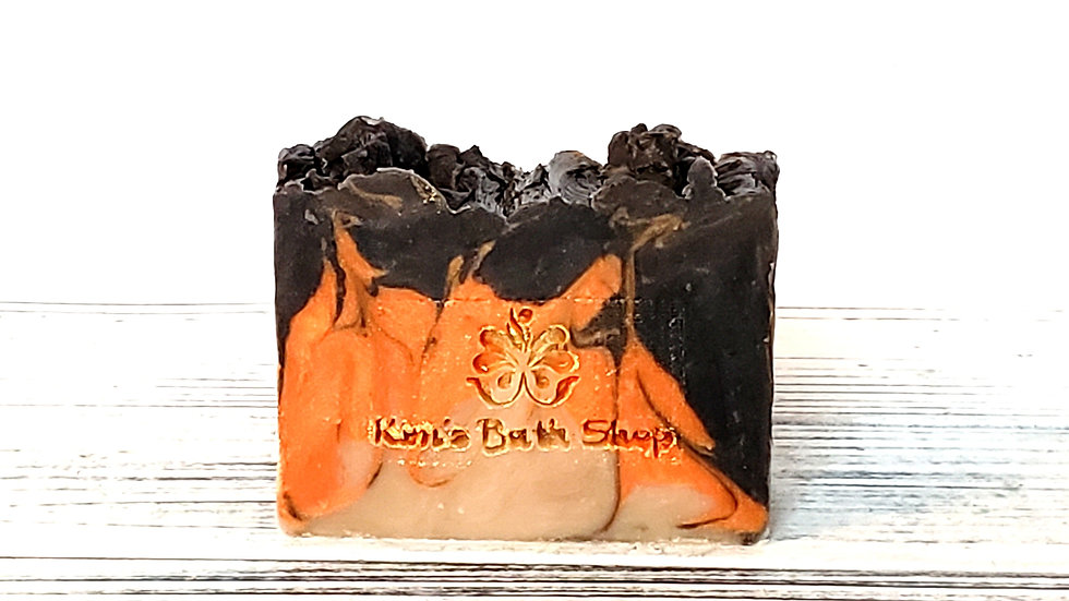 Bourbon Pumpkin Soap