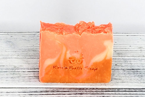 Hibiscus Palm Soap