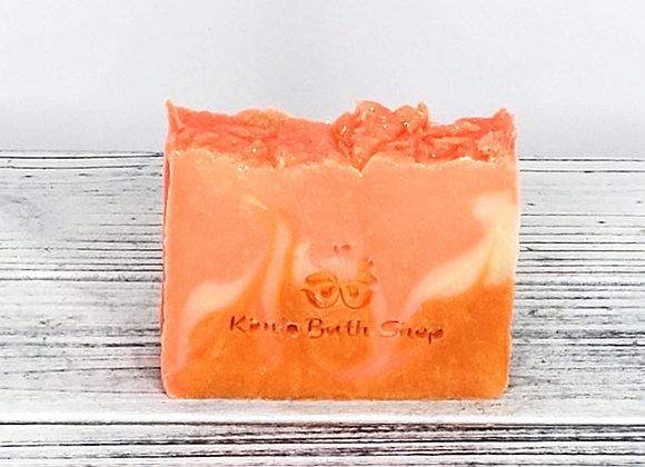 Hibiscus Palm Soap