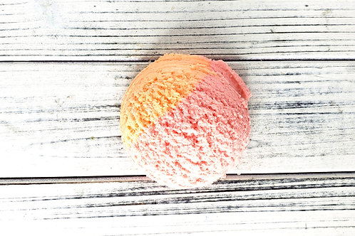 Pink Grapefruit Bubble Scoop