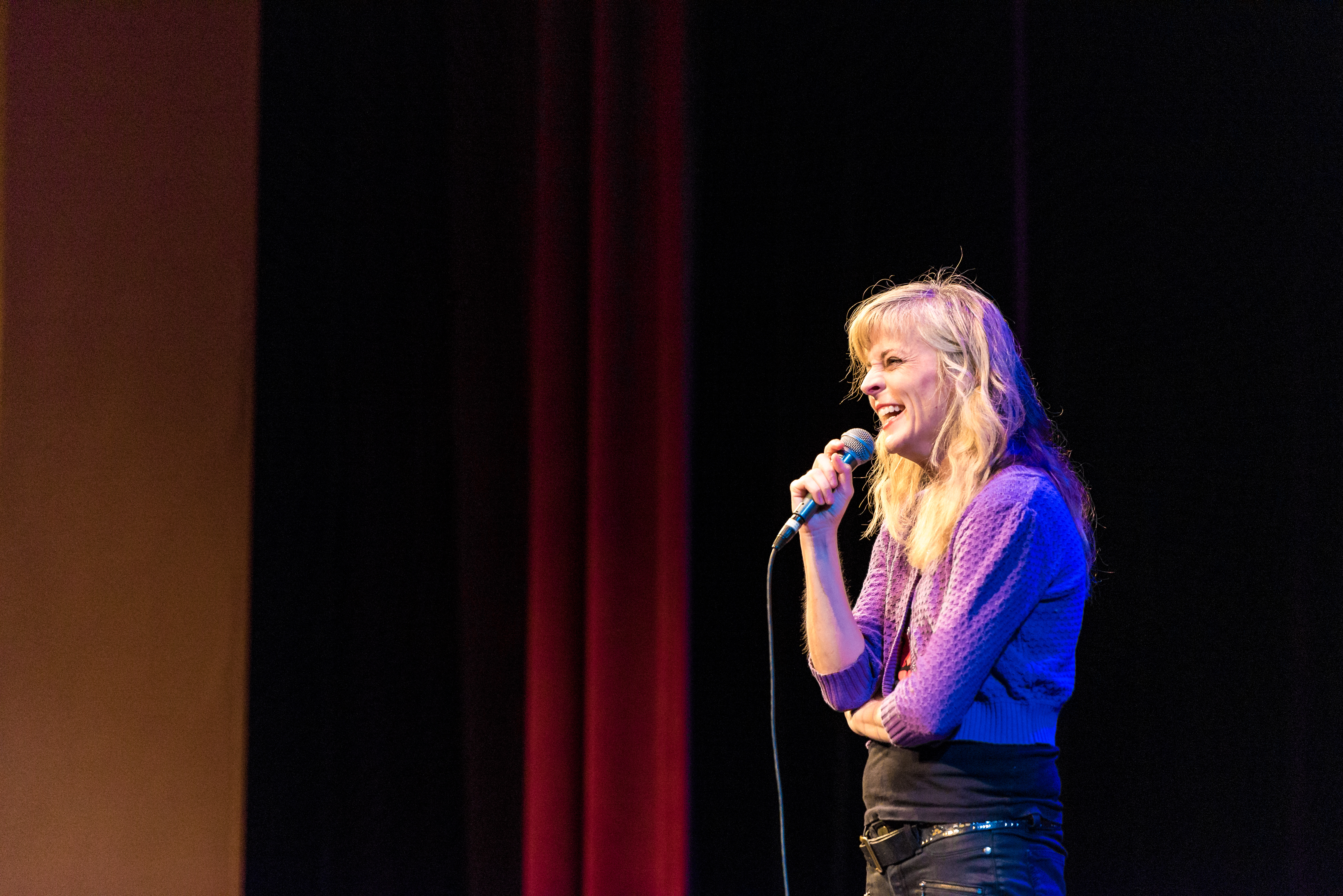 Maria Bamford at BCT 06