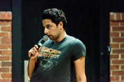 Fahim Anwar at The Waldron