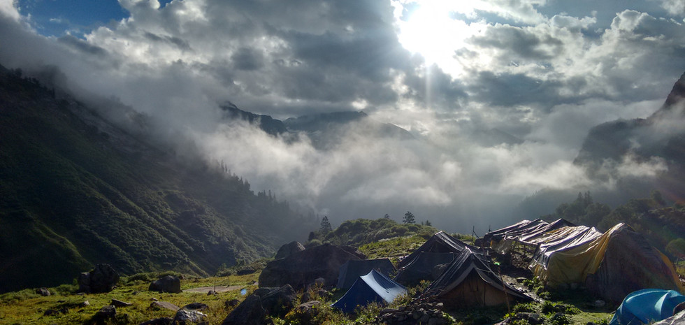 Overlanding In Sikkim