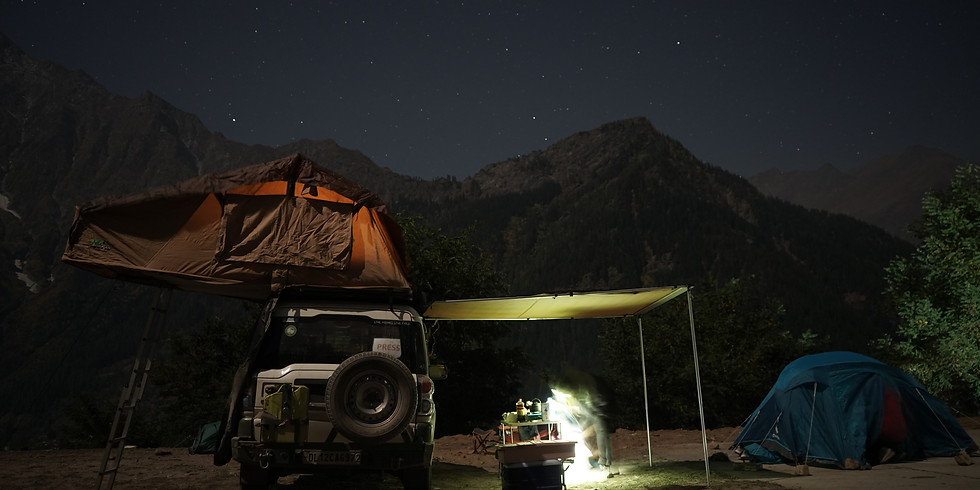 Himalayan Backtrails Overlanding Expedition
