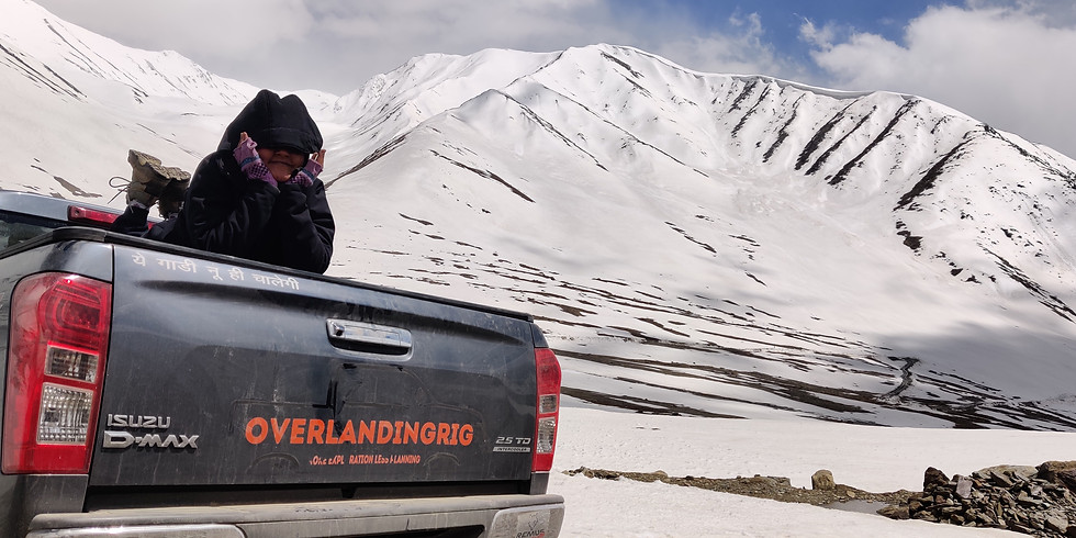 Snow Capped Spiti - Self Drive Expedition