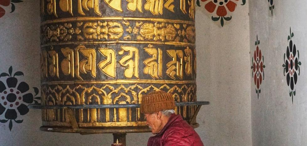 Road trip to Bhutan