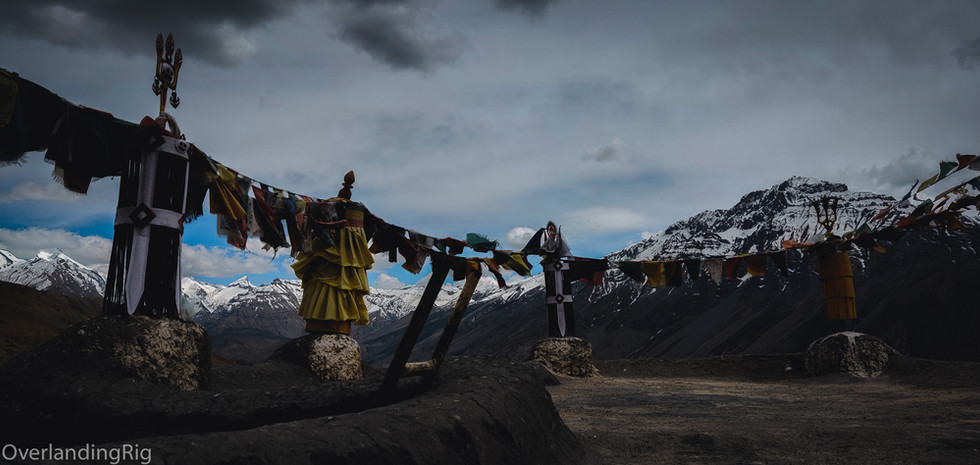 Spiti Overlanding Expedition