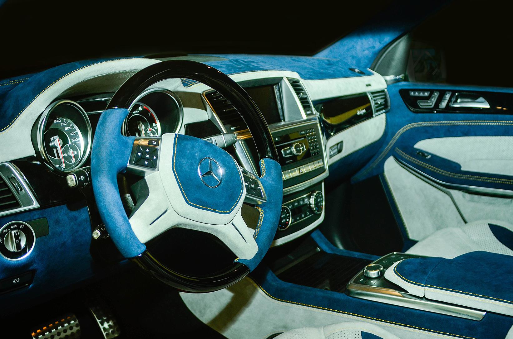 GL 500 AMG
