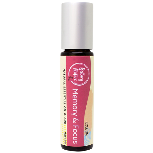 Memory & Focus Roll On (10ml)