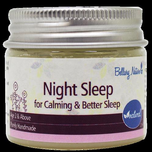 Night Sleep Salve Medium – Kids Version (Above 2 Years Old) 60ml