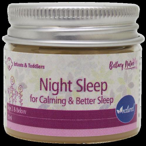 Night Sleep Salve Medium (Below 2 years) - 50g