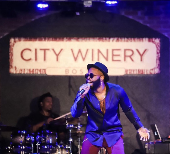 QParker & Friends Tribute to the 90's #1's at City Winery: Boston, MA
