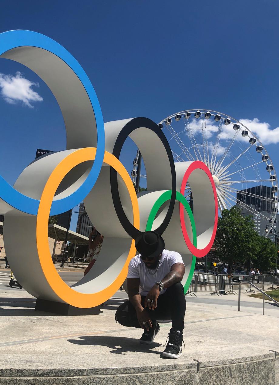 Centennial Olympic Park: Atlanta, GA