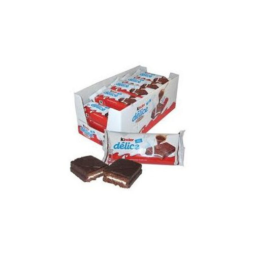 Ferrero Kinder Delice Cacao 42g (pack of 20)