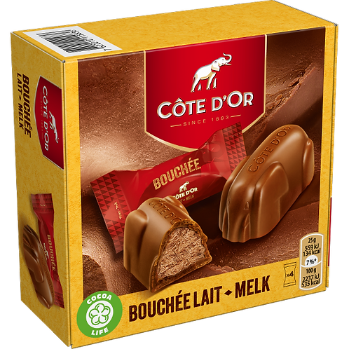 Cote D'or  ( 4x25g )