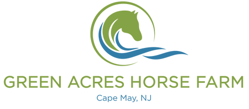 Green Acres Horse Farm logo