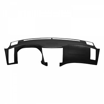 dashboard cover black