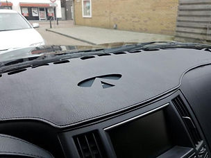 dashboard covermat
