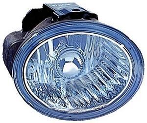 Mistlamp glazen lens