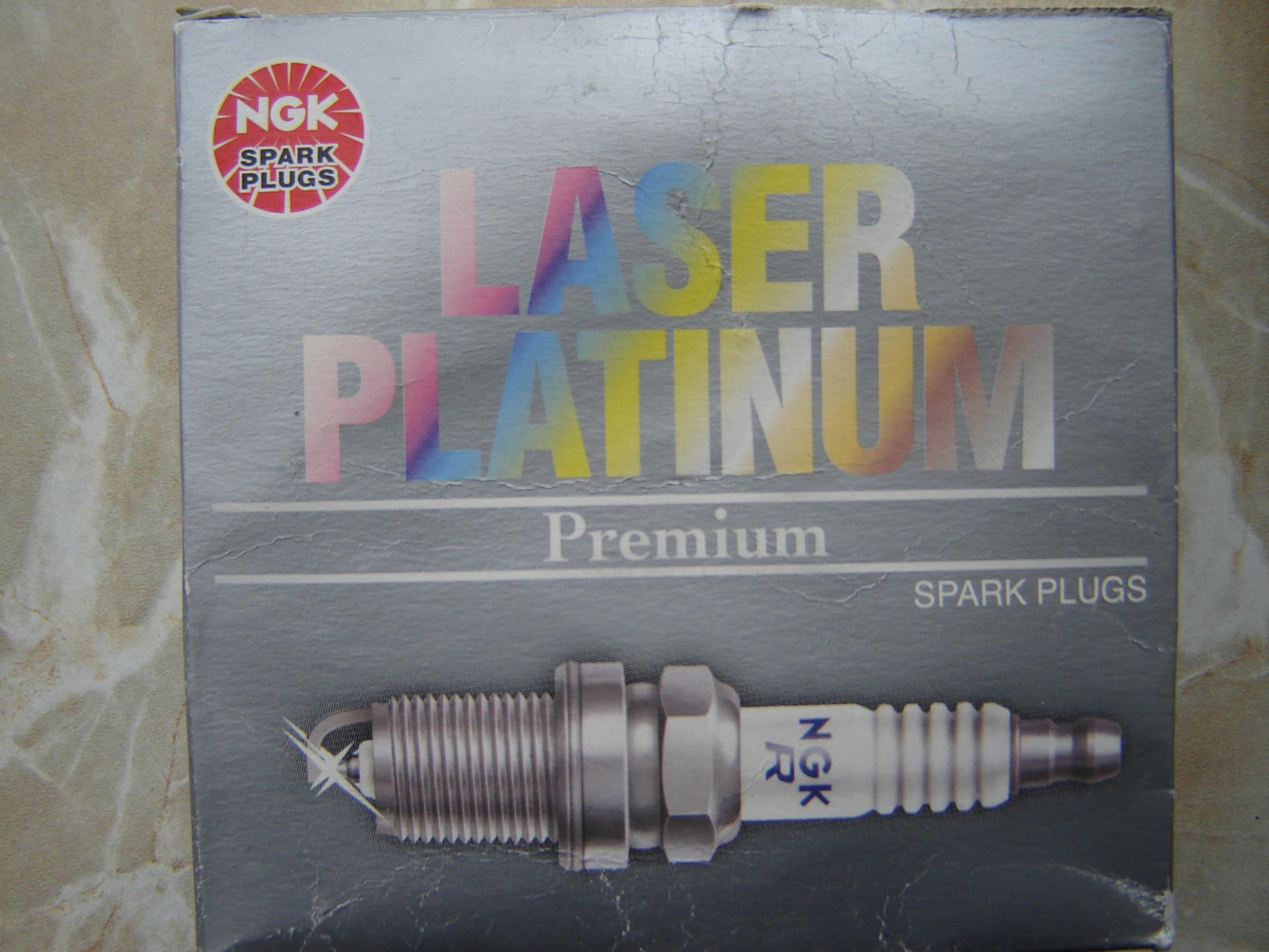 NGK Laser platinum bougies PLFR5A-11