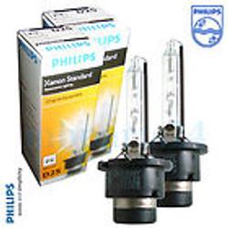 Xenon D2S lampen Philips