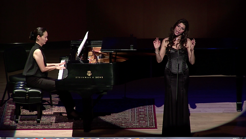 Geeta Novotny at MIM Music Theater