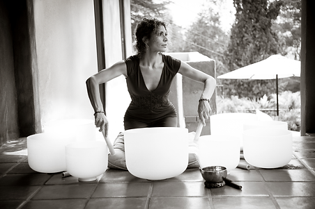 Geeta Novotny Immersive Sound Bath