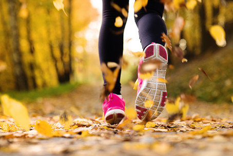 Fall Is The Time To Get Your Legs in Shape!