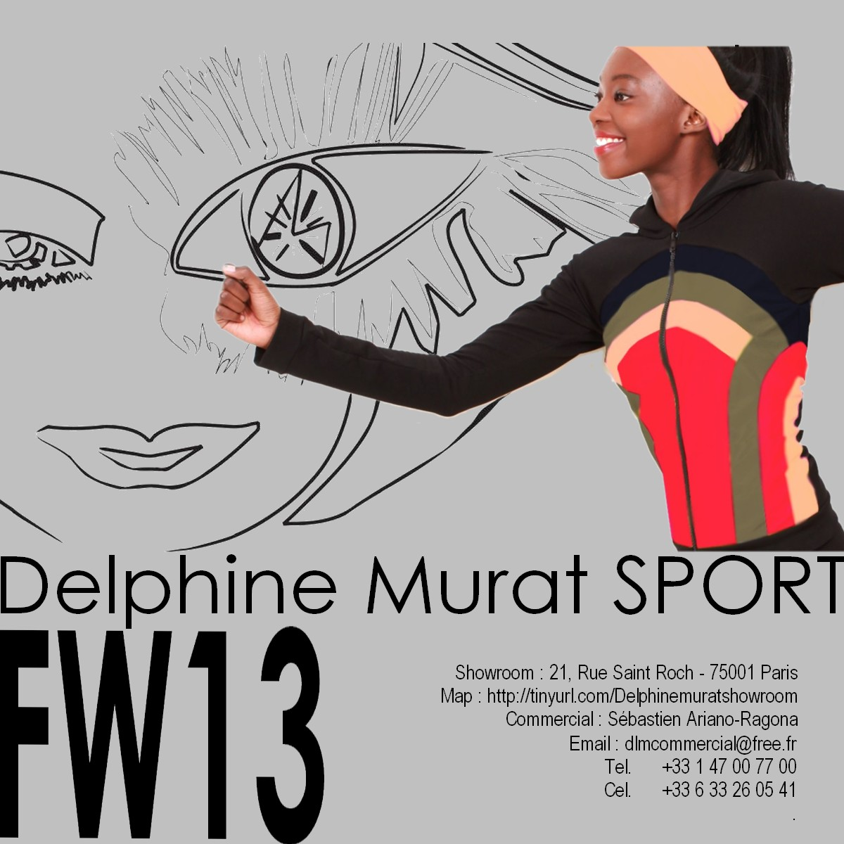 Delphine Murat FW13