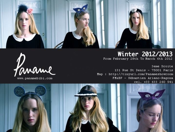 Paname FW13 showroom