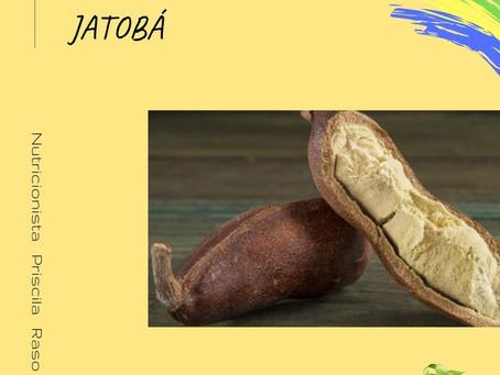 Frutas brasileiras: Jatobá