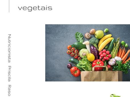 Como escolher bem os vegetais