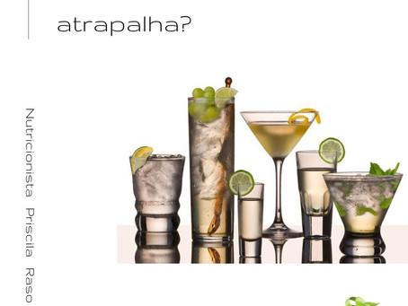 O álcool realmente atrapalha?