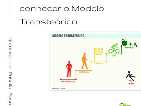 Você precisa conhecer o Modelo Transteórico