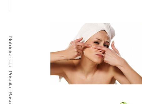Piridoxina e acne