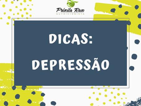 Dicas: Depressão