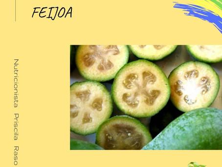 Frutas brasileiras: Feijoa