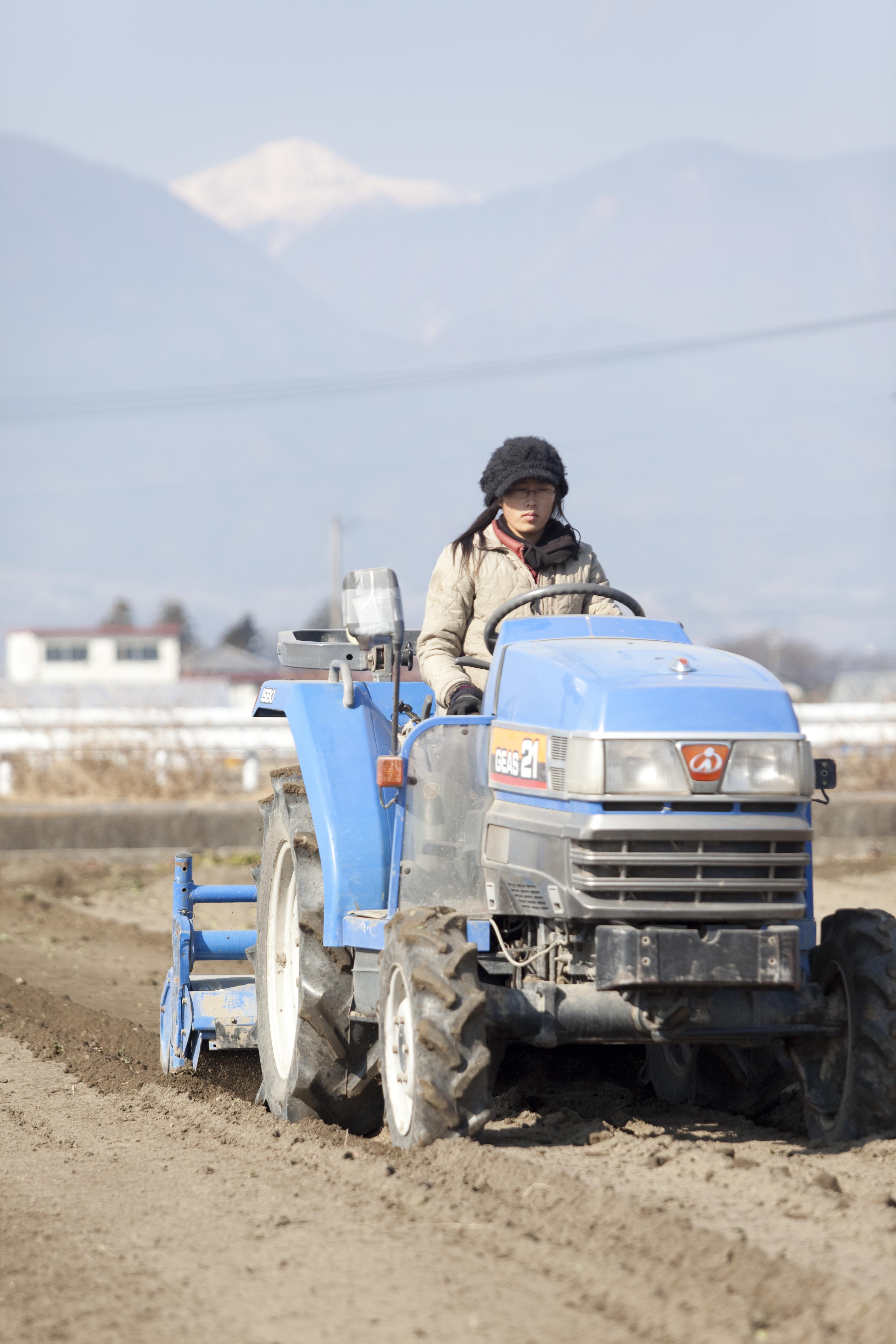 藤野トラクター20110511.JPG