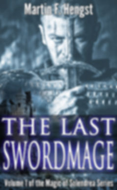 The Last Swordmage - Cover