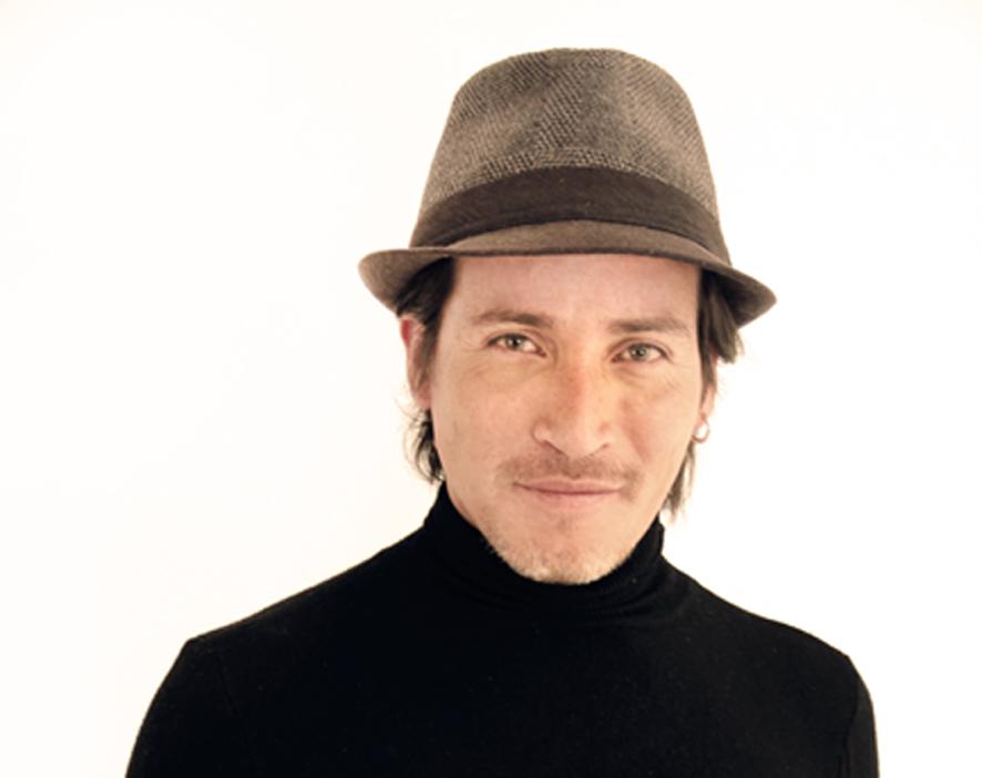 Rubén Arciniegas es Javier