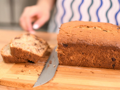 Banana Bread (Pan de Guineo)